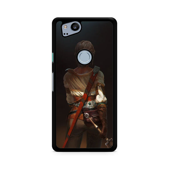 Ciri the wild witcher, Custom Phone Case, Google Pixel 2 Case, Pixel 2 Case