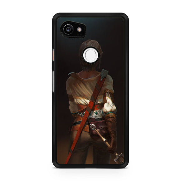 Ciri the wild witcher, Custom Phone Case, Google Pixel 2 XL Case, Pixel 2 XL Case, Tatumcase