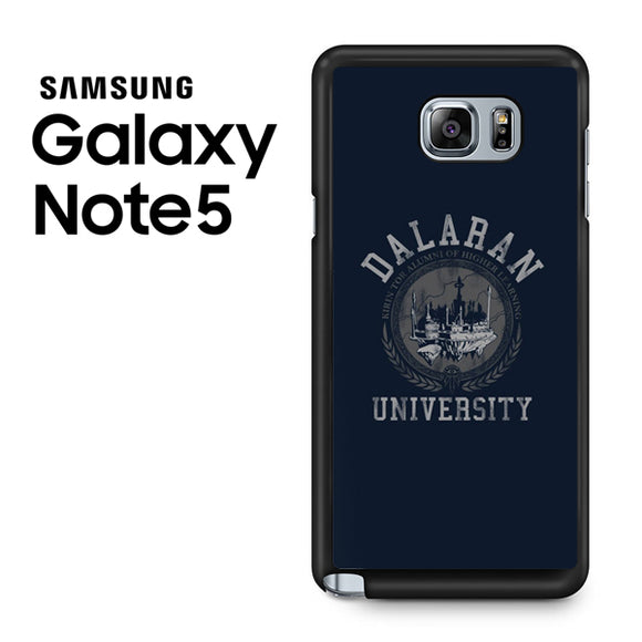 Dalaran University World Of Warcraft YZ - Samsung Galaxy Note 5 Case - Tatumcase