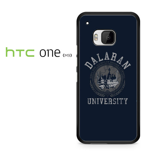 Dalaran University World Of Warcraft YZ - HTC ONE M9 Case - Tatumcase