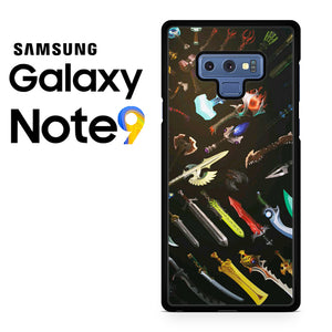 Dota 2 Weapons - Samsung Galaxy NOTE 9 Case - Tatumcase