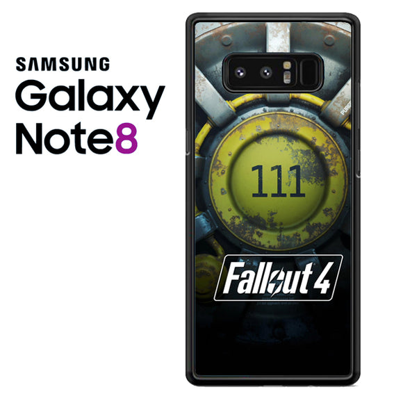 Fallout 4 111 - Samsung Galaxy Note 8 Case - Tatumcase