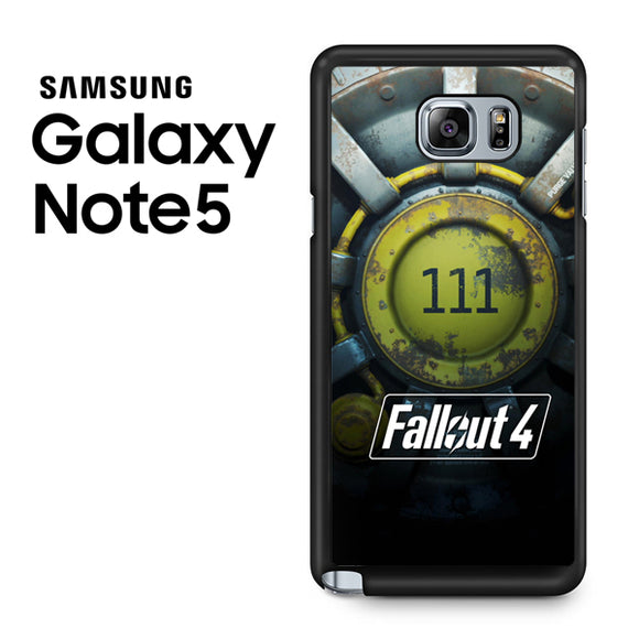 Fallout 4 111 - Samsung Galaxy Note 5 Case - Tatumcase