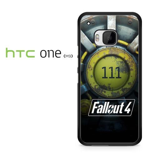 Fallout 4 111 - HTC ONE M9 Case - Tatumcase