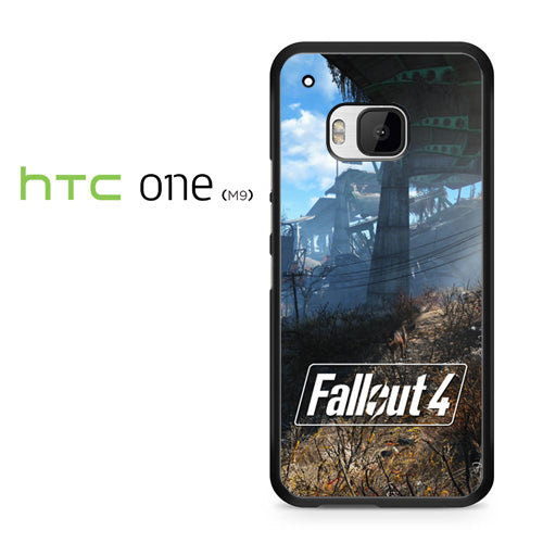 Fallout 4 4 - HTC ONE M9 Case - Tatumcase
