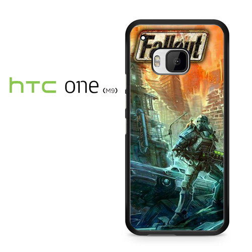 Fallout 4 Art 3 - HTC ONE M9 Case - Tatumcase