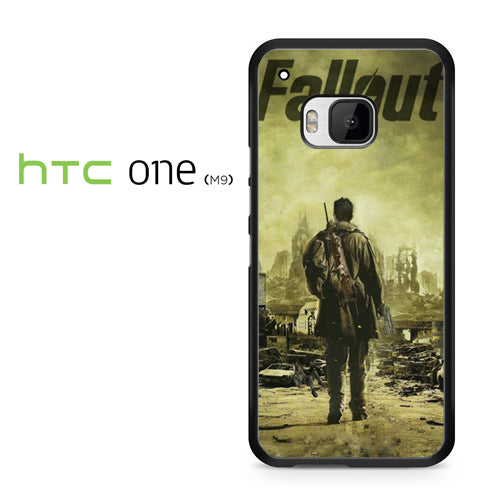 Fallout 4 Cool Poster - HTC ONE M9 Case - Tatumcase