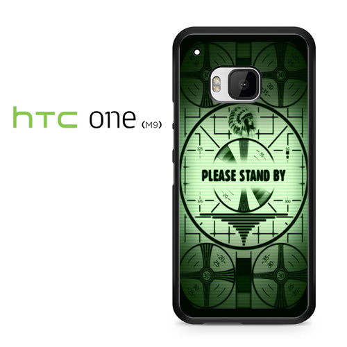 Fallout  Please Stand By - HTC ONE M9 Case - Tatumcase