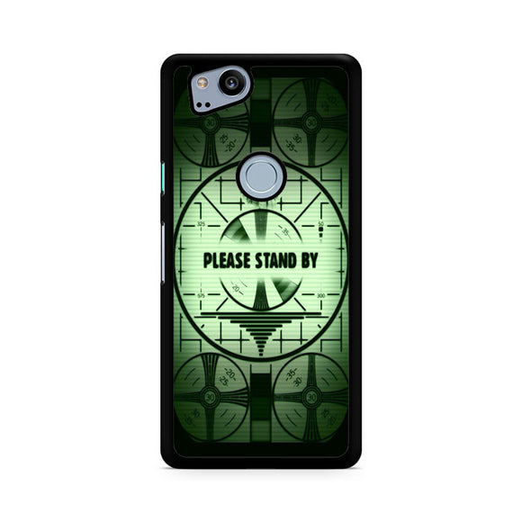 Fallout  Please Stand By, Custom Phone Case, Google Pixel 2 Case, Pixel 2 Case