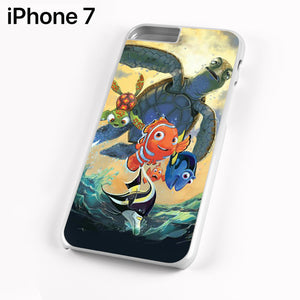 Finding Nemo 2 - Z - iPhone 7 Case - Tatumcase
