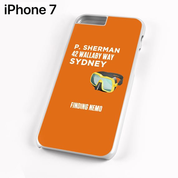 Finding Nemo P Sherman 2 - Z - iPhone 7 Case - Tatumcase