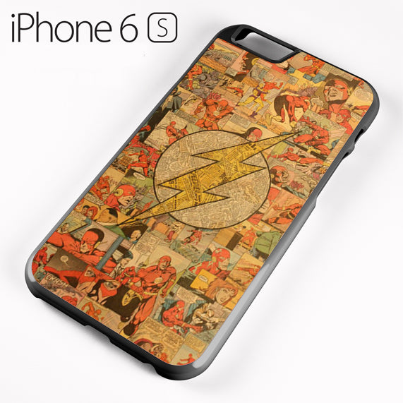 Flash Comic Arts - iPhone 6 Case - Tatumcase
