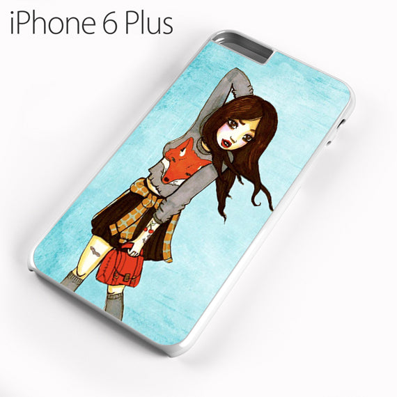 Fun girl - iPhone 6 Plus Case - Tatumcase