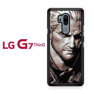 Geralt of rivia the witcher, LG G7 ThinQ Case, Tatumcase