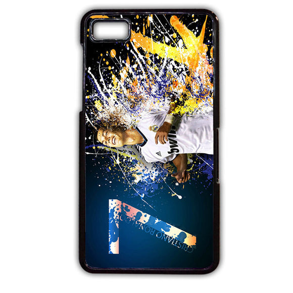7 Cristiano Ronaldo TATUM-154 Blackberry Phonecase Cover For Blackberry Q10, Blackberry Z10 - tatumcase