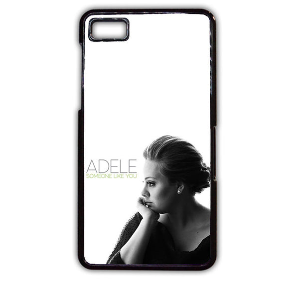 Adele Someone like You TATUM-266 Blackberry Phonecase Cover For Blackberry Q10, Blackberry Z10 - tatumcase