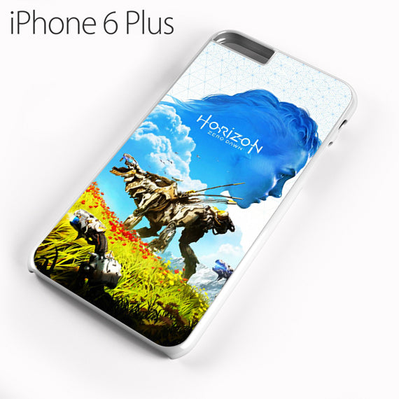 Horizon Zero Dawn 1 AA - iPhone 6 Plus Case - Tatumcase