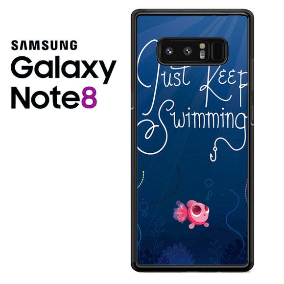 Just KeepSwimmng Dory Cute - Samsung Galaxy Note 8 Case - Tatumcase