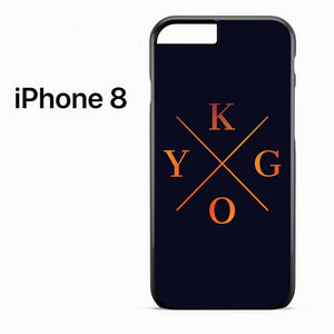 Kygo Logo T - iPhone 8 Case - Tatumcase
