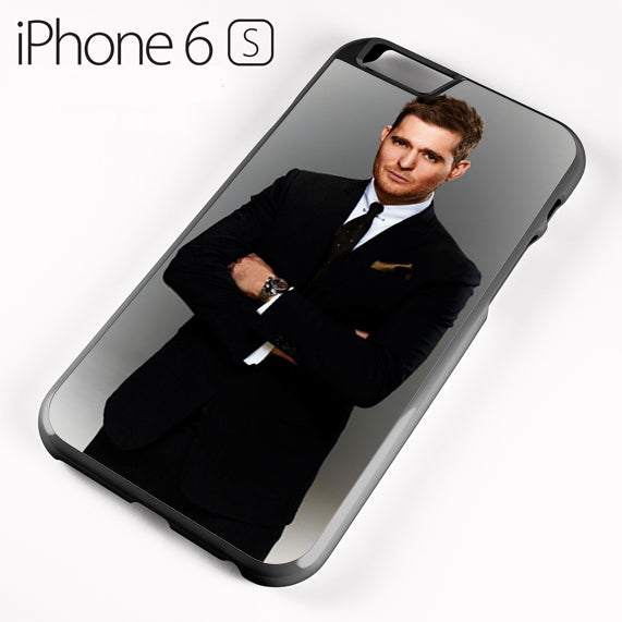 Michael buble In Suit - iPhone 6 Case - Tatumcase