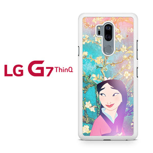 Mulan Disney YG, LG G7 ThinQ Case, Tatumcase