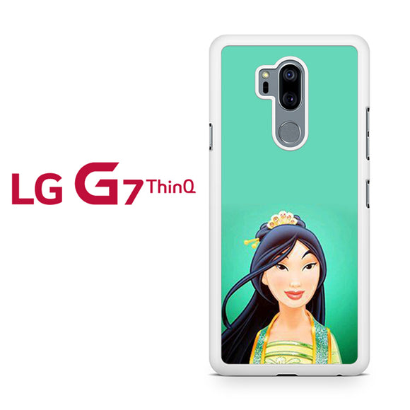 Mulan Disney, LG G7 ThinQ Case, Tatumcase