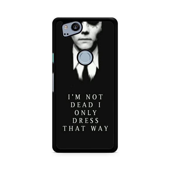 My Chemical Romance Lyrics 2, Custom Phone Case, Google Pixel 2 Case, Pixel 2 Case