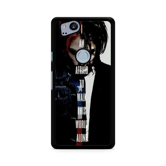 My Chemical Romance Lyrics 3, Custom Phone Case, Google Pixel 2 Case, Pixel 2 Case