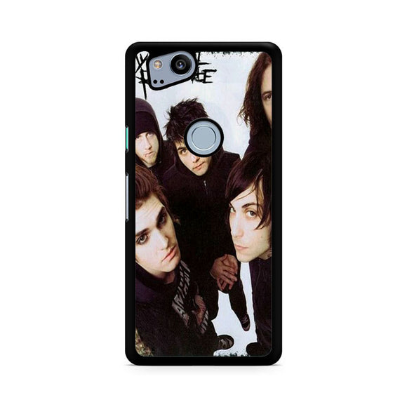 My Chemical Romance crews, Custom Phone Case, Google Pixel 2 Case, Pixel 2 Case