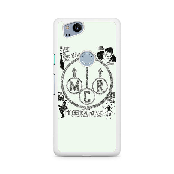 My Chemical Romance, Custom Phone Case, Google Pixel 2 Case, Pixel 2 Case