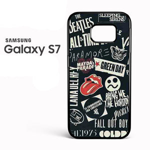 My Favorite Band 3 - Samsung Galaxy S7 - Tatumcase