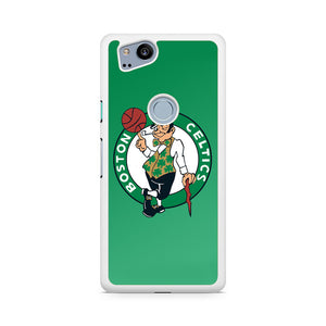 NBA Boston Celtics GT, Custom Phone Case, Google Pixel 2 Case, Pixel 2 Case