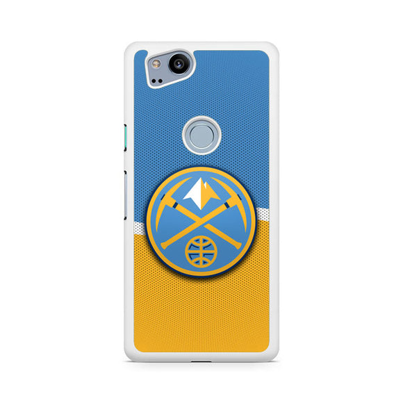 NBA Denver Nuggets 1 AA, Custom Phone Case, Google Pixel 2 Case, Pixel 2 Case