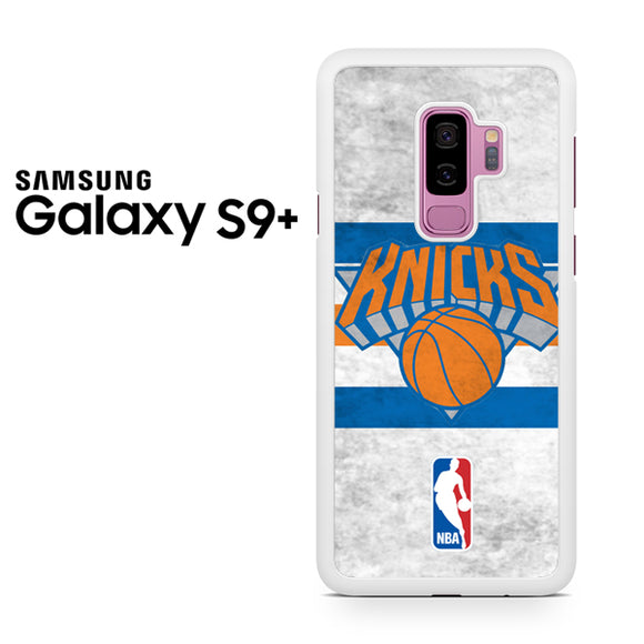 NBA newyork knicks logo - Samsung Galaxy S9 Plus Case - Tatumcase