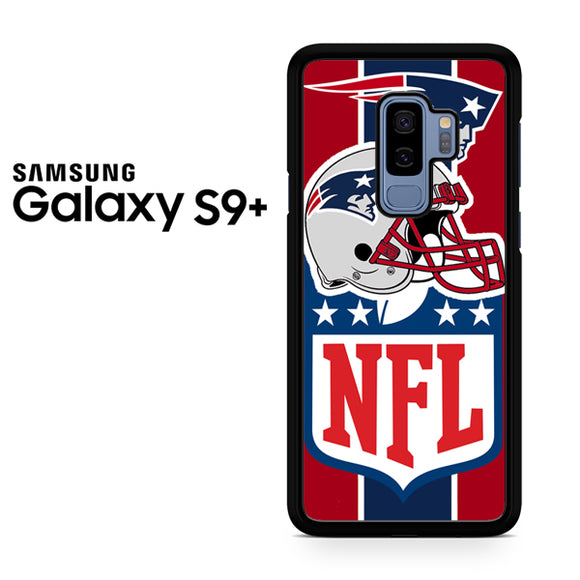 NE patriots team - Samsung Galaxy S9 Plus Case - Tatumcase