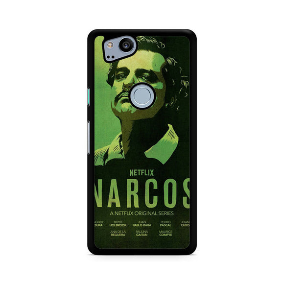 Narcos TV Series 3 AA, Custom Phone Case, Google Pixel 2 Case, Pixel 2 Case