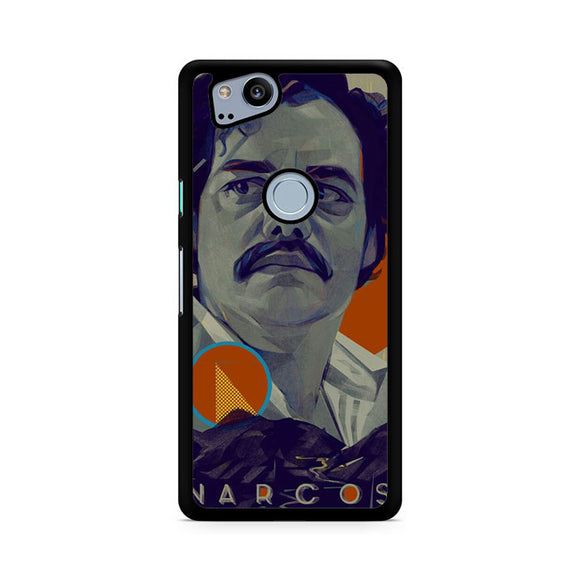Narcos TV Series AA, Custom Phone Case, Google Pixel 2 Case, Pixel 2 Case