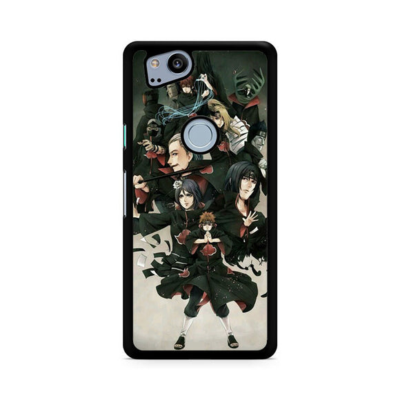 Naruto_akatsuki, Custom Phone Case, Google Pixel 2 Case, Pixel 2 Case