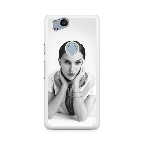 Natalie Portman Beautiful LZ, Custom Phone Case, Google Pixel 2 Case, Pixel 2 Case