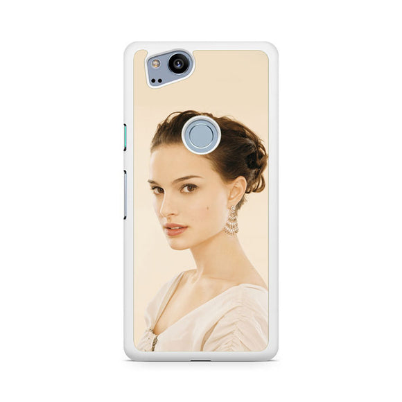 Natalie Portman NT 11, Custom Phone Case, Google Pixel 2 Case, Pixel 2 Case
