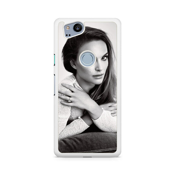 Natalie Portman NT 13, Custom Phone Case, Google Pixel 2 Case, Pixel 2 Case