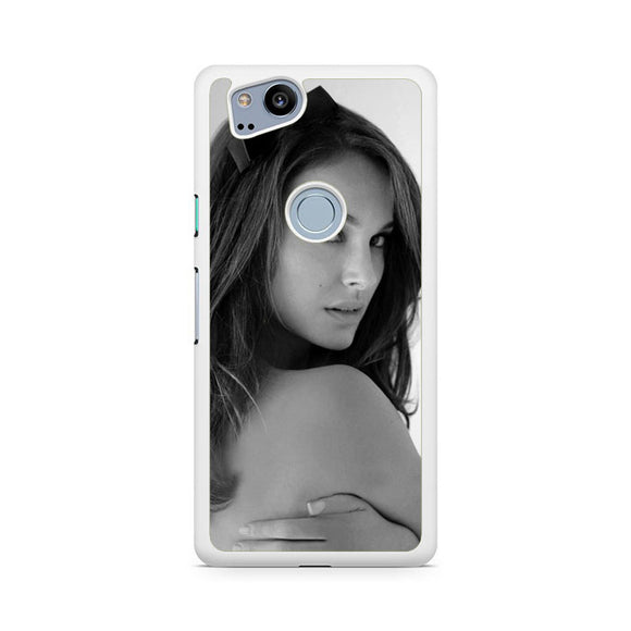 Natalie Portman NT 1, Custom Phone Case, Google Pixel 2 Case, Pixel 2 Case