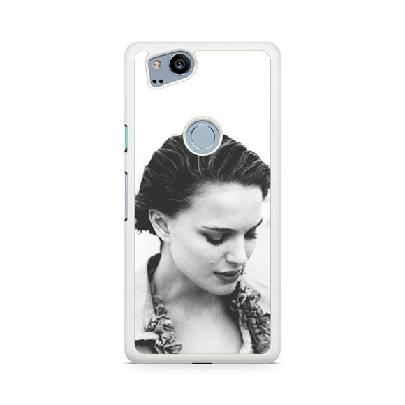 Natalie Portman NT 2, Custom Phone Case, Google Pixel 2 Case, Pixel 2 Case