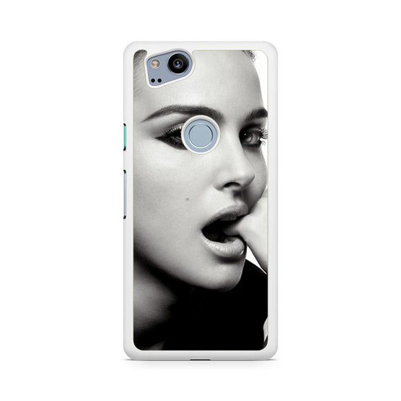 Natalie Portman NT 6, Custom Phone Case, Google Pixel 2 Case, Pixel 2 Case