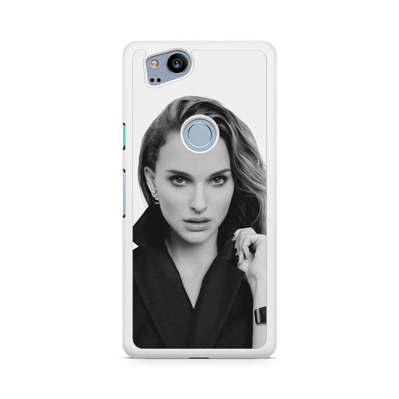 Natalie Portman NT 8, Custom Phone Case, Google Pixel 2 Case, Pixel 2 Case