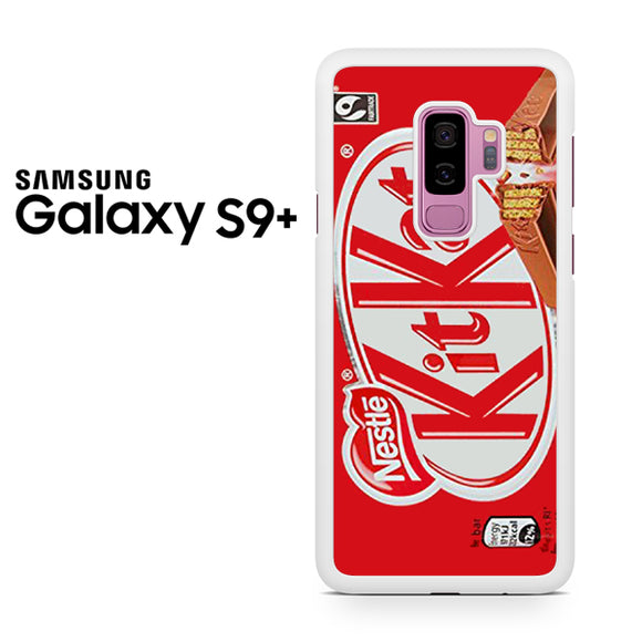Nestle Kitkat - Samsung Galaxy S9 Plus Case - Tatumcase