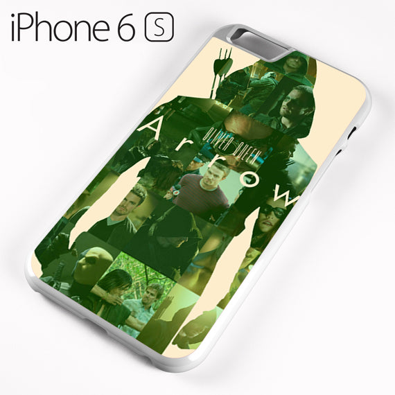 Oliver Queen Arrow - iPhone 6 Case - Tatumcase