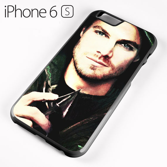 Oliver Queen - iPhone 6 Case - Tatumcase
