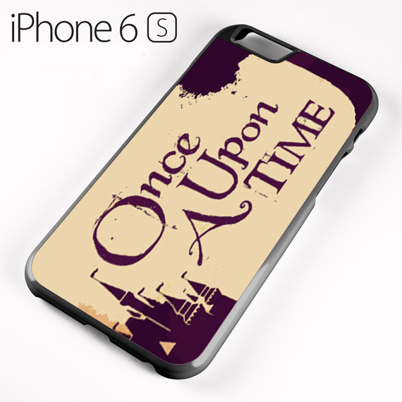 Once Upon A Time Disney - iPhone 6 Case - Tatumcase