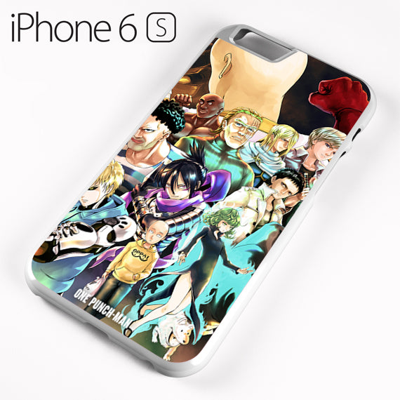 One Punch Man Characters - iPhone 6 Case - Tatumcase